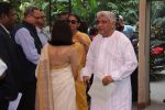 Javed Akhtar at Shashi Kapoor felicitation at Prithvi theatre in Mumbai on 10th May 2015