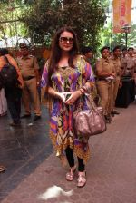 Poonam Dhillon at Shashi Kapoor felicitation at Prithvi theatre in Mumbai on 10th May 2015
