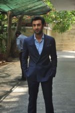 Ranbir Kapoor at Shashi Kapoor felicitation at Prithvi theatre in Mumbai on 10th May 2015
