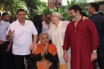 Shashi Kapoor felicitation at Prithvi theatre in Mumbai on 10th May 2015 (53)_554f579744ae5.JPG