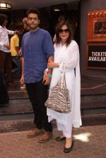 Zeenat Aman at Shashi Kapoor felicitation at Prithvi theatre in Mumbai on 10th May 2015