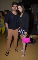 Hussain Kuwajerwala, Tina Kuwajerwala at Narayani Shastri_s Rann film screening in Star House, Andheri on 10th May 2015 (52)_555043398ce48.JPG