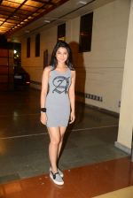 Jennifer Winget at Narayani Shastri_s Rann film screening in Star House, Andheri on 10th May 2015 (19)_5550434fd3928.JPG