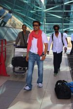 Jimmy Shergill snapped at airport on 10th May 2015