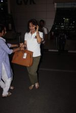 Juhi Chawla snapped at airport on 10th May 2015 (1)_555041bf16af6.JPG