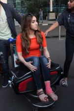 Lauren Gottlieb snapped at airport on 10th May 2015