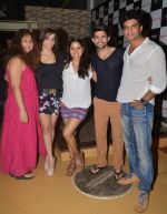 Sharad Kelkar, Keerti Kelkar,Hussain Kuwajerwala,Tina, Urvashi Dholakia at Narayani Shastri_s Rann film screening in Star House, Andheri on 10th May 2015 (1 (5162609)_5550433b02425.JPG