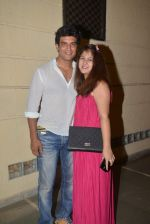 Sharad Kelkar, Keerti Kelkar at Narayani Shastri_s Rann film screening in Star House, Andheri on 10th May 2015 (26)_555042db5b82c.JPG