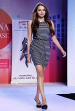 Gail Nicole Da Silva walking the Ramp at _Femina Festive Showcase May 2015_.4_55518e711f9f3.JPG