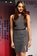Gail Nicole Da Silva walking the Ramp at _Femina Festive Showcase May 2015_.7_55518e7cb5468.JPG