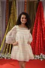 Kangana Ranaut promote Tanu Weds Manu 2 on 11th May 2015