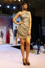 Model walking the Ramp at _Femina Festive Showcase May 2015_.11
