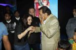 Preity Zinta, Dharmendra at Producer Kishor & Pooja Dingra_s son Aakash Dingra_s 7th Birthday Party in Mumbai on 11th may 2015 (39)_55519462a50e1.JPG
