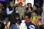 Preity Zinta, Dharmendra at Producer Kishor & Pooja Dingra_s son Aakash Dingra_s 7th Birthday Party in Mumbai on 11th may 2015 (44)_5551946ace2f7.JPG