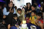 Preity Zinta, Dharmendra at Producer Kishor & Pooja Dingra_s son Aakash Dingra_s 7th Birthday Party in Mumbai on 11th may 2015 (45)_5551946e150ab.JPG