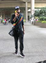 Siddharth Mallya returns from Los Angeles in Mumbai Airport on 11th May 2015