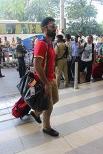 snapped at domestic airport on 11th May 2015