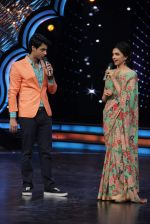 Deepika Padukone on the sets of DID Super Moms in Famous on 12th May 2015