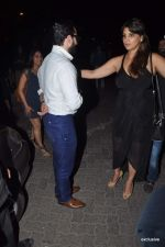 Saif Ali Khan snapped in the club on 12th May 2015