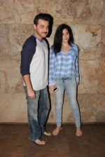 Sanjay Kapoor, Maheep Kapoor at Ritesh Sidhwani_s screening of Piku for friends in Lightbox on 12th May 2015 (35)_555325e630db9.JPG