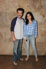 Sanjay Kapoor, Maheep Kapoor at Ritesh Sidhwani_s screening of Piku for friends in Lightbox on 12th May 2015 (37)_555325e783d9a.JPG