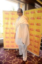 Amitabh Bachchan talking about the success of Piku with RJ Jeeturaaj and listeners of Radio Mirchi in J W Marriott on 13th May 2015 (28)_55543517a99c0.JPG