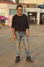 Krishna Abhishek at Big FM launches Garmi Ki Chutti in Mumbai on 13th may 2015