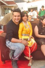 Krishna Abhishek, Meet Mukhi at Big FM launches Garmi Ki Chutti in Mumbai on 13th may 2015
