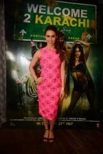 Lauren Gottlieb at Welcome to Karachi promotions in Honey Homes on 13th May 2015