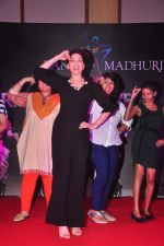 Madhuri Dixit at Dance with Madhuri in The Club on 13th May 2015 (22)_555436b720952.JPG