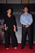 Madhuri Dixit, Shriram Nene at Dance with Madhuri in The Club on 13th May 2015 (30)_5554367990e9e.JPG