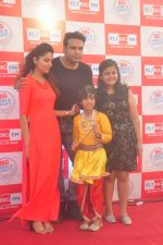Sugandha Mishra, Krishna Abhishek, Meet Mukhi, Saloni Daini at Big FM launches Garmi Ki Chutti in Mumbai on 13th may 2015 (31)_555437fab7745.JPG