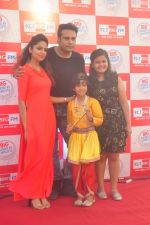 Sugandha Mishra, Krishna Abhishek, Meet Mukhi, Saloni Daini at Big FM launches Garmi Ki Chutti in Mumbai on 13th may 2015