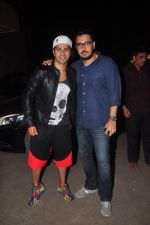 Varun Dhawan, Dinesh Vijan at Masaba_s screening of Bombay Velvet in Mumbai on 13th May 2015 (24)_55543a9763dc5.JPG