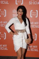 Shriya Saran at Todi Mill Social Launch in Mumbai on 14th May 2015