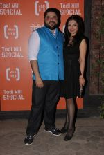 at Todi Mill Social Launch in Mumbai on 14th May 2015
