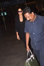 Katrina Kaif returns from Cannes in Mumbai Airport on 15th May 2015