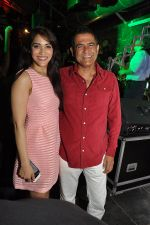AD Singh with Rashmi Nigam at the Launch of Todi Mill Social