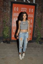 Anushka Manchanda at the Launch of Todi Mill Social