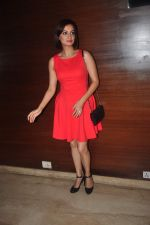 Dia Mirza at Nirbaak film premiere in Cinemax, Mumbai on 15th May 2015