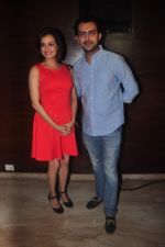 Dia Mirza, Sahil Sangha at Nirbaak film premiere in Cinemax, Mumbai on 15th May 2015