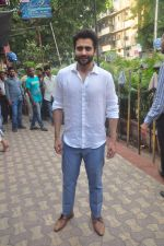 Jackky Bhagnani at Welcome to Karachi promotions in Karachi Sweets, Bandra on 15th May 2015