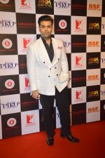 Karan Johar at Piku success bash in Mumbai on 15th May 2015