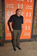 Krsna Mehta at the Launch of Todi Mill Social