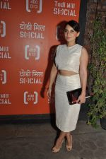 Minishaa Lamba at the Launch of Todi Mill Social