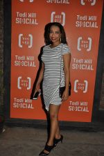 Namita Alexander at the Launch of Todi Mill Social