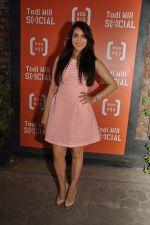 Rashmi Nigam at the Launch of Todi Mill Social