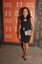 Rashmi Uday Singh at the Launch of Todi Mill Social
