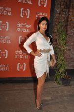 Shreeya Saran at the Launch of Todi Mill Social