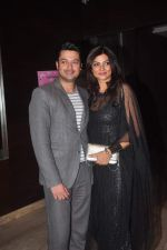 Sushmita Sen at Nirbaak film premiere in Cinemax, Mumbai on 15th May 2015